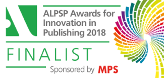 Journal Publishing Practices and Standards framework is shortlisted for prestigious publishing award.