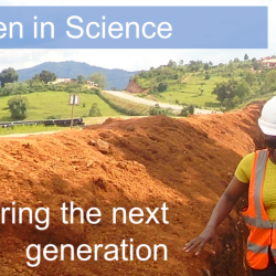 Women in Science Day 2020 cover picture.