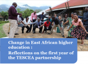 TESCEA partnership cover photo.